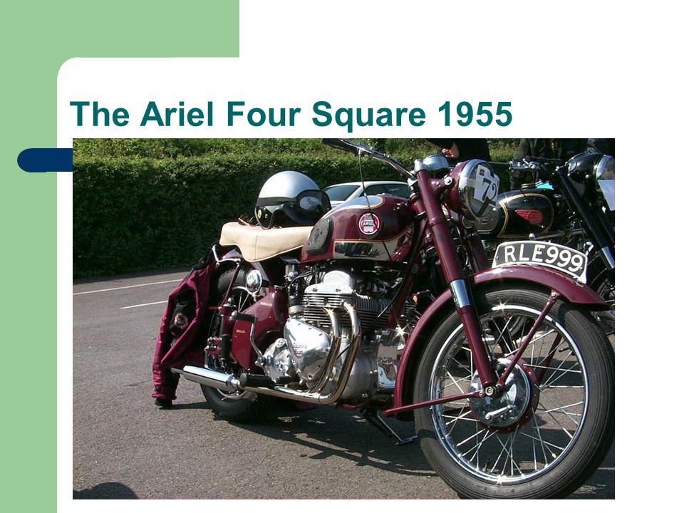 The Ariel Four Square 1955