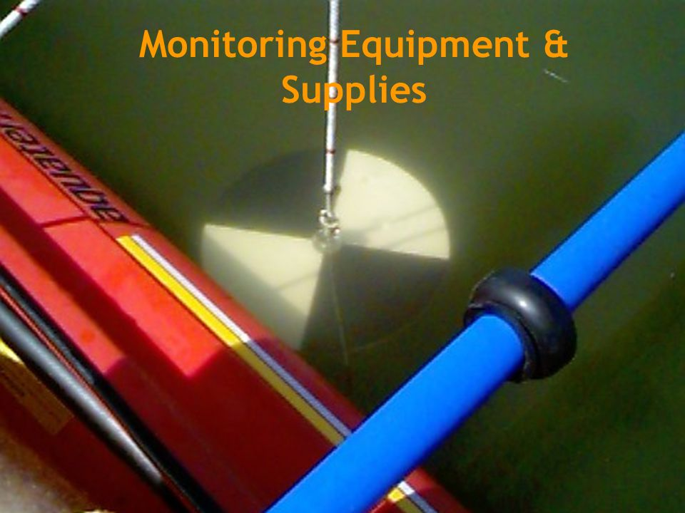 Monitoring Equipment & Supplies