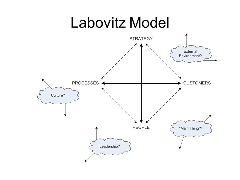 Labovitz Model