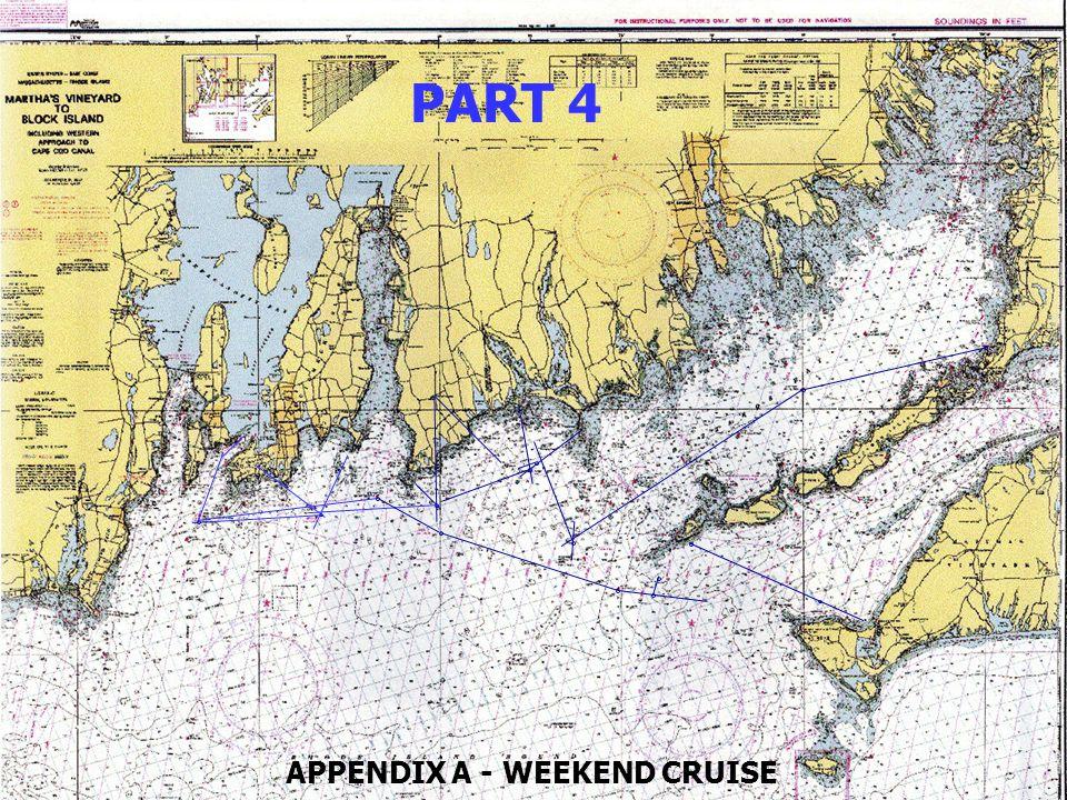 2 APPENDIX A - WEEKEND CRUISE PART 4
