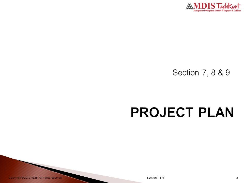 14 Practical Considerations Copyright © 2012 MDIS.