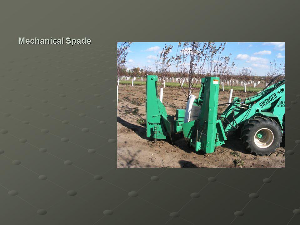 Mechanical Spade