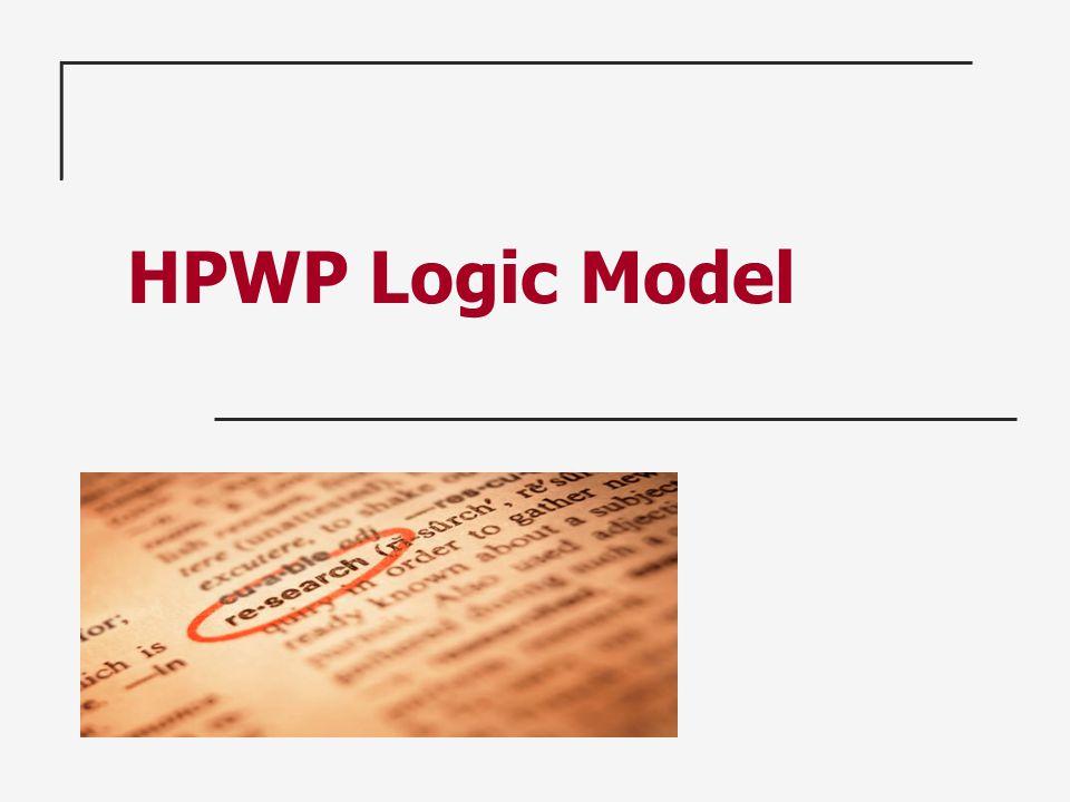 HPWP Logic Model
