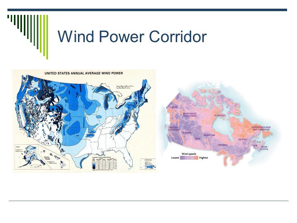 Wind Power Corridor