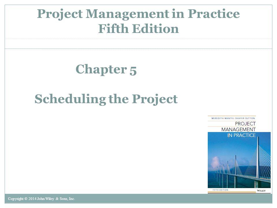 5-42 Precedence Diagramming Conventions Figure 5-25