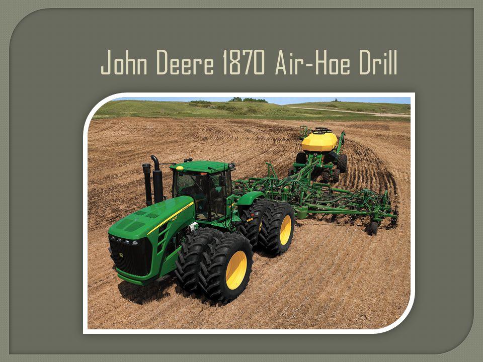John Deere 1870 Air-Hoe Drill