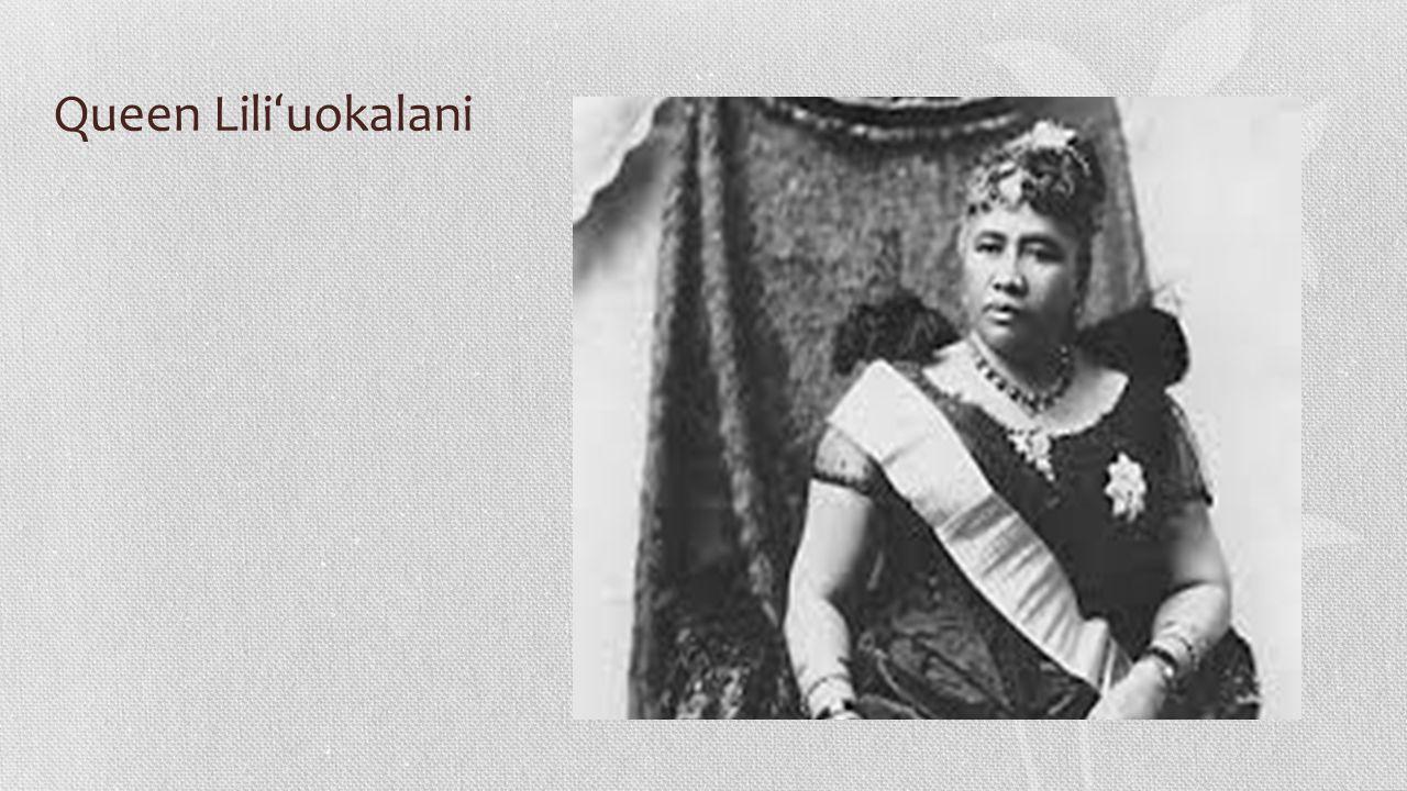 Queen Lili ʻ uokalani