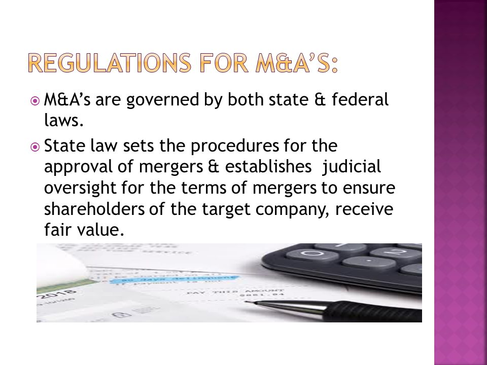  A market extension merger takes place between two companies that deal in the same products but in separate markets.
