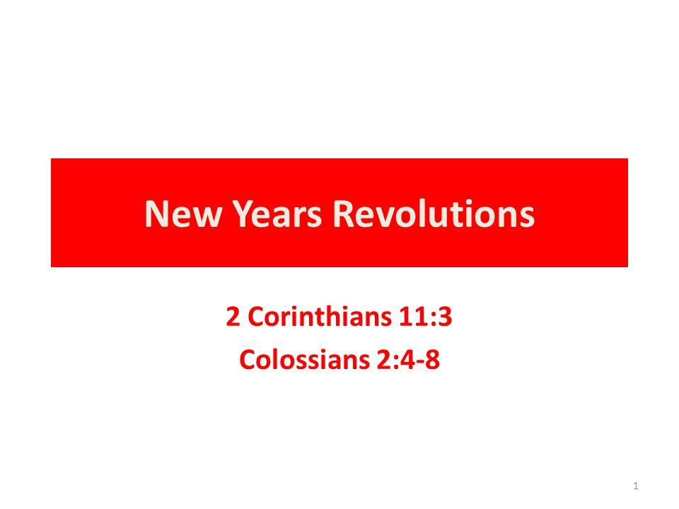 New Years Revolutions 12 Slack Attendance & Tardiness.
