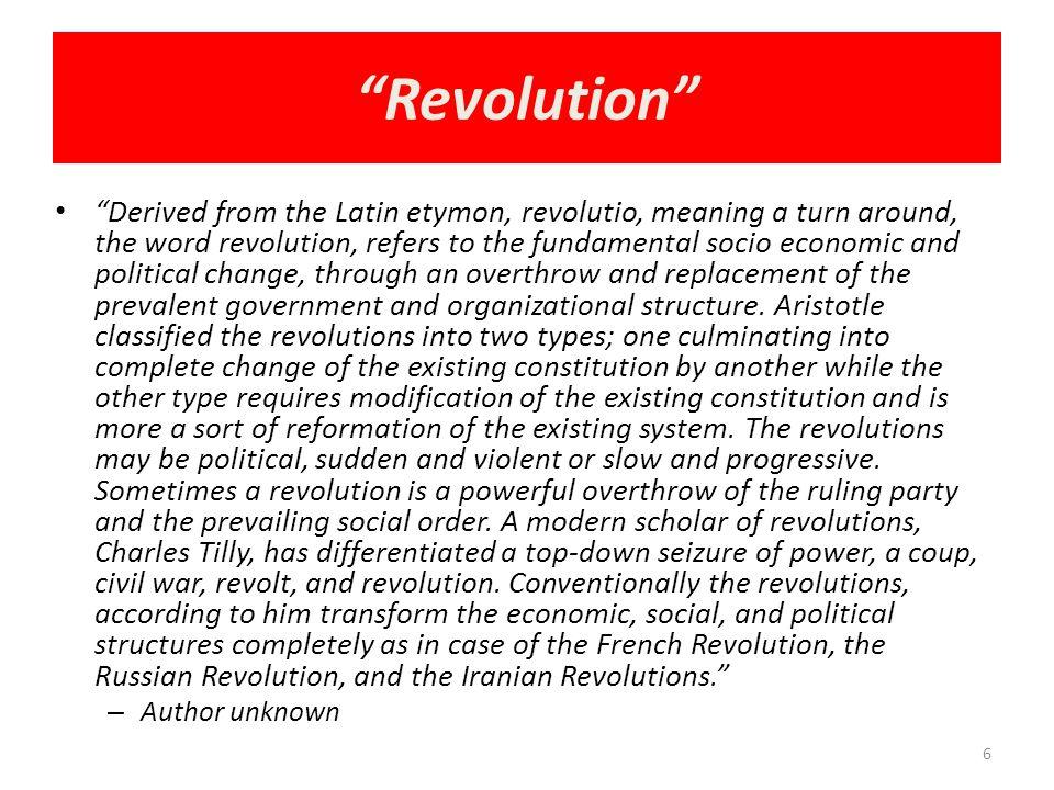 New Years Revolutions 17 Wisdom of this World.