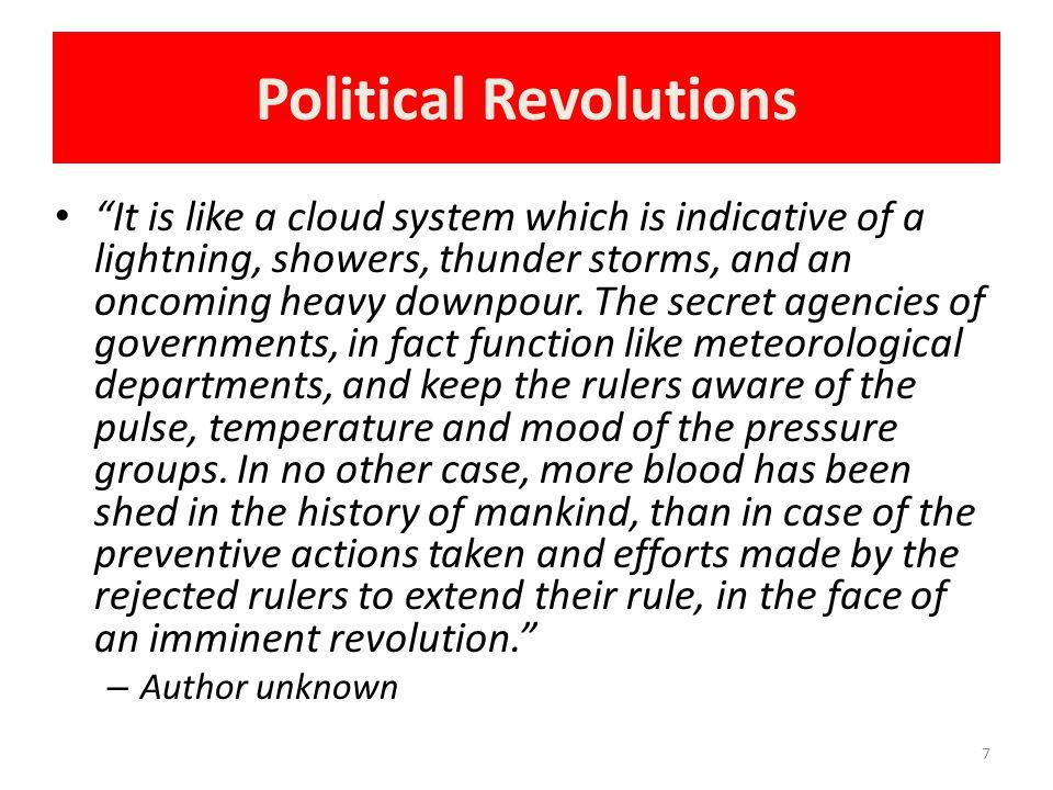 New Years Revolutions 18 False Doctrine & Error.