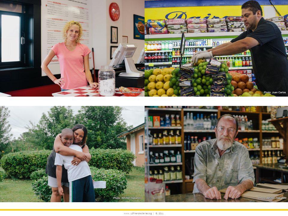 www.USfinancialdiaries.org | ©, 2011 Pew Survey (2011): Sample 2000 Households Stability vs.
