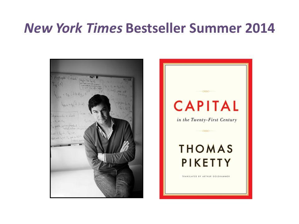 New York Times Bestseller Summer 2014