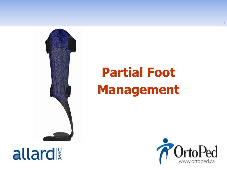 22 Gait Restoration 20° dorsiflexion Limb length –Normal ankle ROM (1/3 : 2/3 ratio) 40° plantarflexion (1/3) (2/3) Neutral