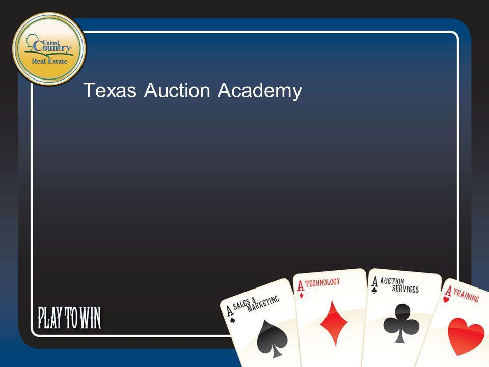 Texas Auction Academy