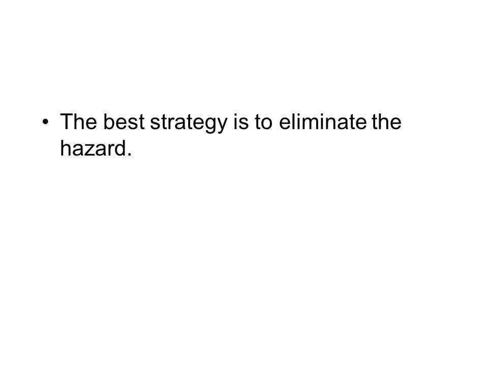 The best strategy is that EVERYONE is on board, giving 110% of their best, no matter what the position.