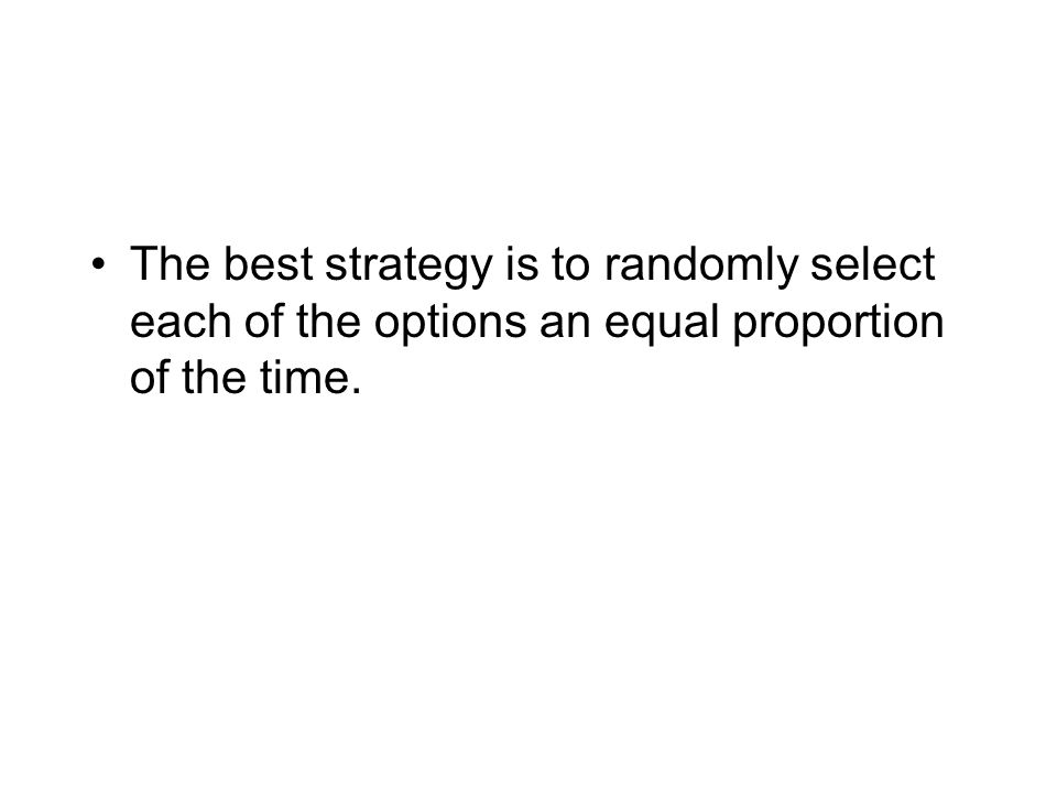 The best strategy is to dominate a series of discrete but preferably contiguous markets and then expand only at their edges.