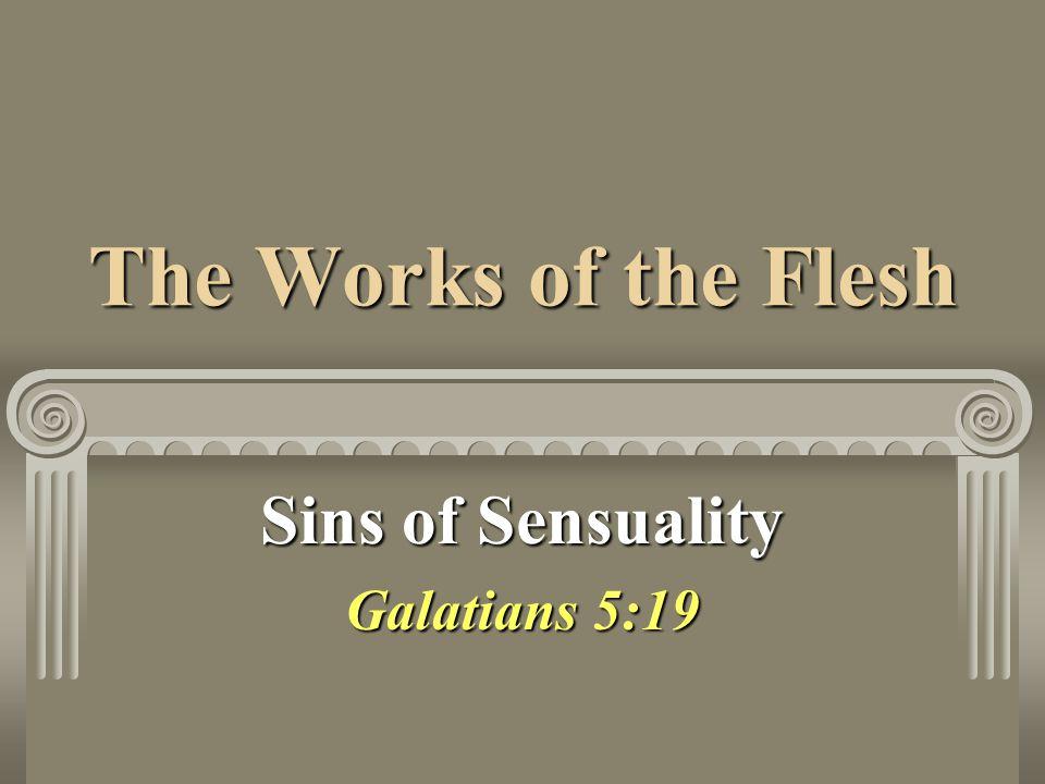 12 Characteristics of Fornication Lustful, Mk.7:21; Matt.
