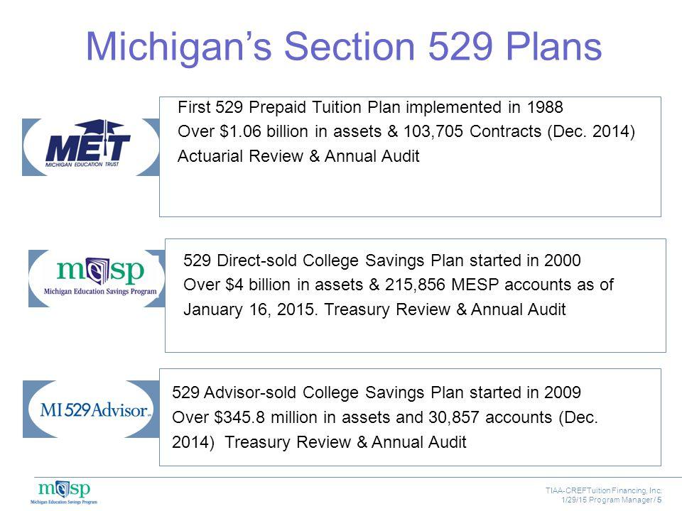 TIAA-CREFTuition Financing, Inc.