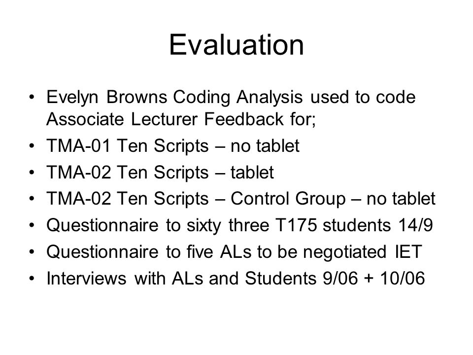Issues from Coding No code for where a tutor has placed their feedback within a students work What are the challenges faced by ALs in placing their feedback in relevant and meaningful places, within electronic assignments