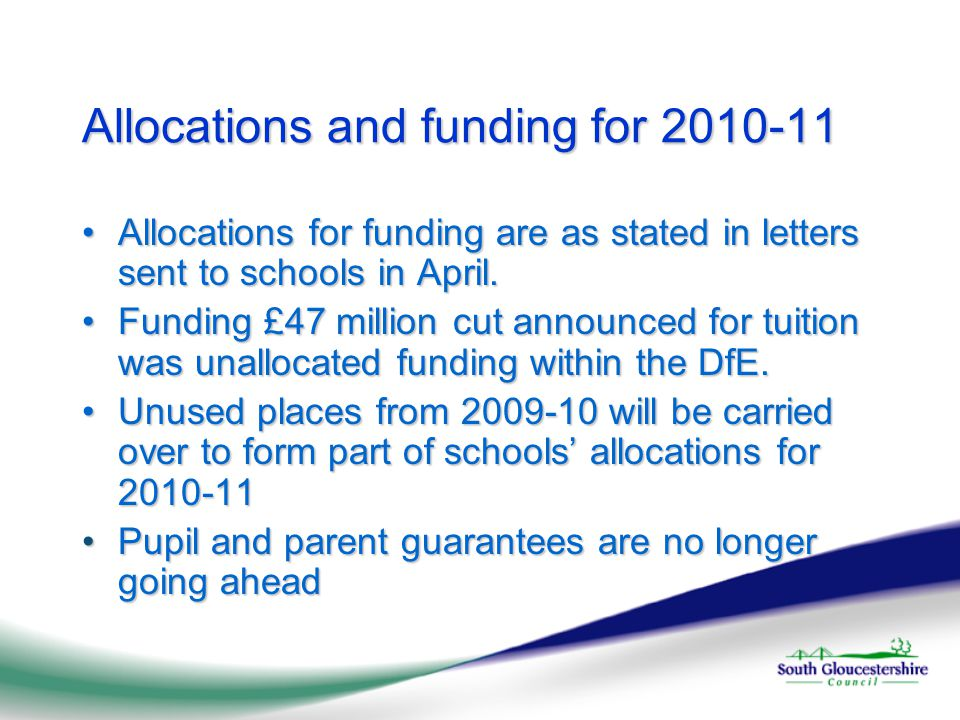 Over 288,000 pupils have received tuition since early rollout began in 2009Over 288,000 pupils have received tuition since early rollout began in 2009 In early rollout, tutored pupils who entered KS2 below L2 were around twice as likely to go on to achieve a Level 4 than all pupils who entered KS2 below L2In early rollout, tutored pupils who entered KS2 below L2 were around twice as likely to go on to achieve a Level 4 than all pupils who entered KS2 below L2 Tuition has a particularly strong impact on disadvantaged pupils, especially those eligible for FSMTuition has a particularly strong impact on disadvantaged pupils, especially those eligible for FSM The new Government has confirmed that raising standards and improving outcomes for disadvantaged pupils are its prioritiesThe new Government has confirmed that raising standards and improving outcomes for disadvantaged pupils are its priorities