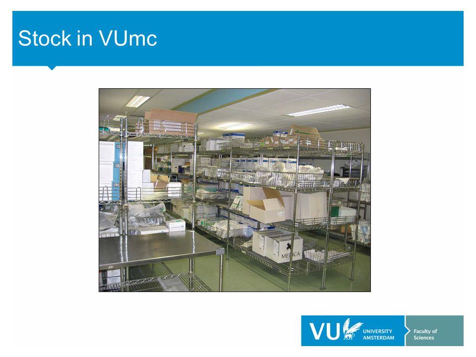Stock in VUmc