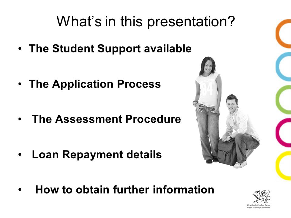 What's in this presentation.