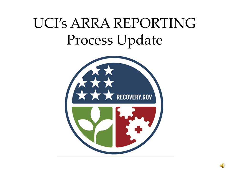 Sponsored Projects Administration Update  ARRA Reporting Process Update Nancy Lewis Director, Sponsored Projects Administration nancy.lewis@research.