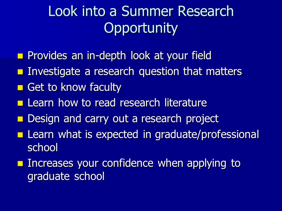 UROC: Graduate College'Undergraduate Research Opportunities Consortium PROGRAM BENEFITS Faculty Mentoring Faculty Mentoring Summer stipends: $3,000-$5000 Summer stipends: $3,000-$5000 6 credit hours – free.