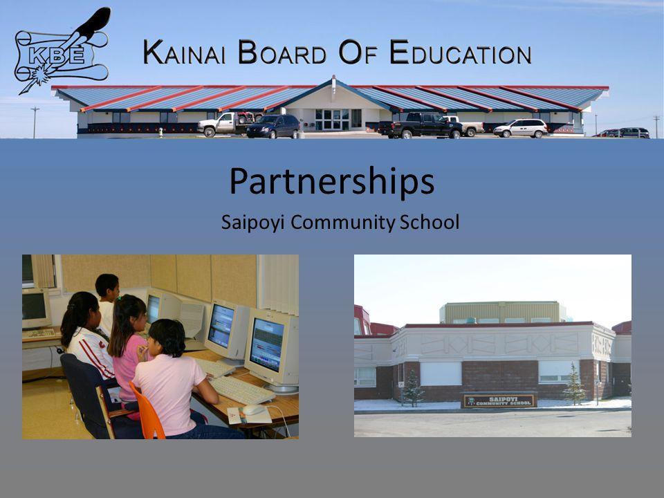Partnerships Saipoyi Community School