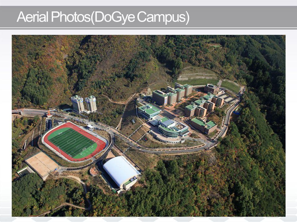 Aerial Photos(DoGye Campus)
