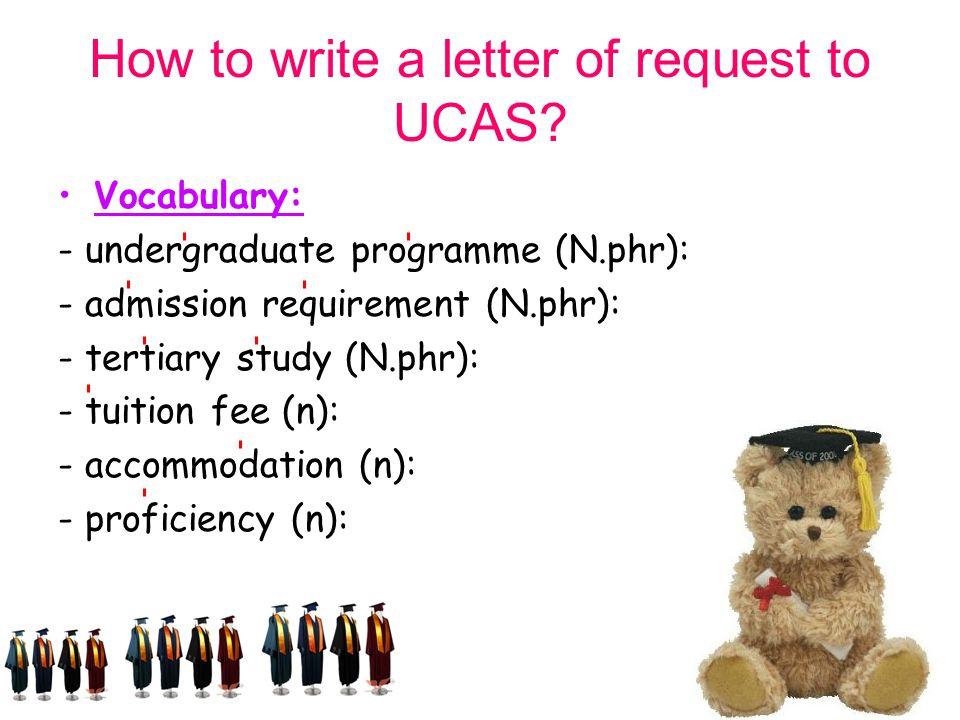 What is UCAS UCAS / ˈ ju ː kæs/; Universities & Colleges Admissions Service