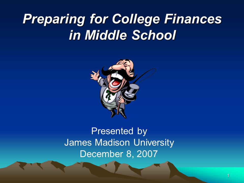 2 Before We Get Started This PowerPoint Presentation will be available to download on the JMU Office of Financial Aid & Scholarships website www.jmu.edu/finaid (under the Prospective Students link)