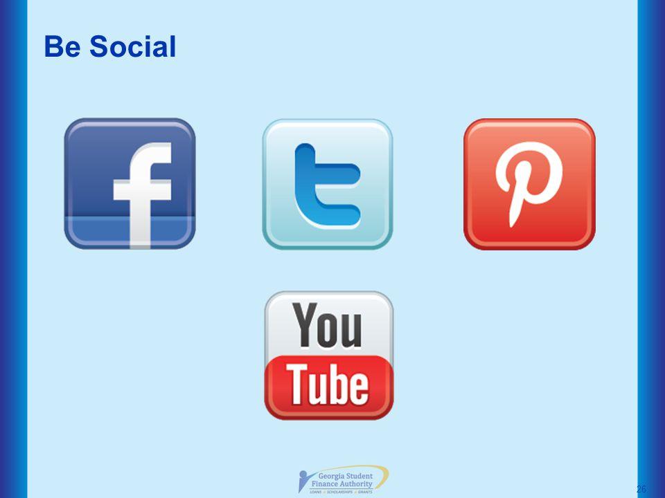 Be Social 26