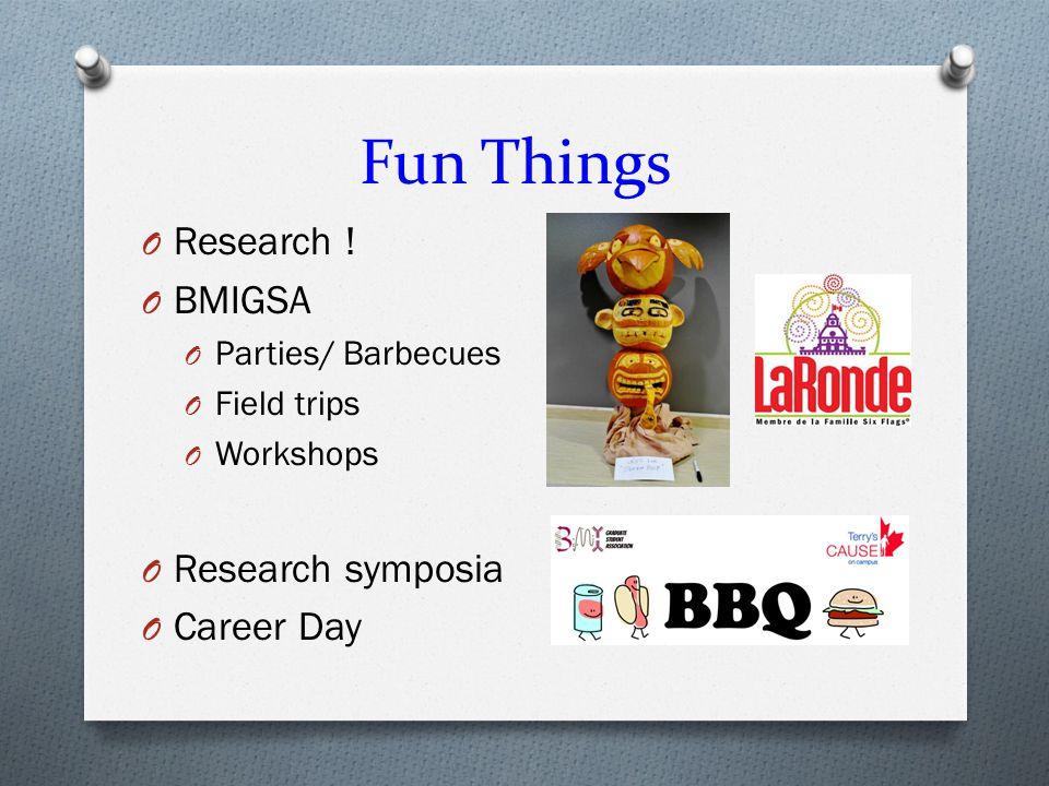 Fun Things O Research .