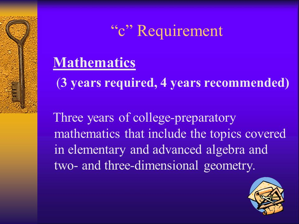 What are the names of the classes offered at Los Osos and Rancho Cucamonga High Schools for this requirement.