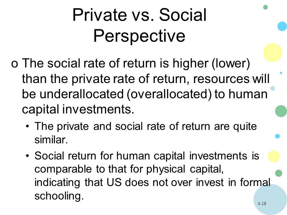 4-18 Private vs.