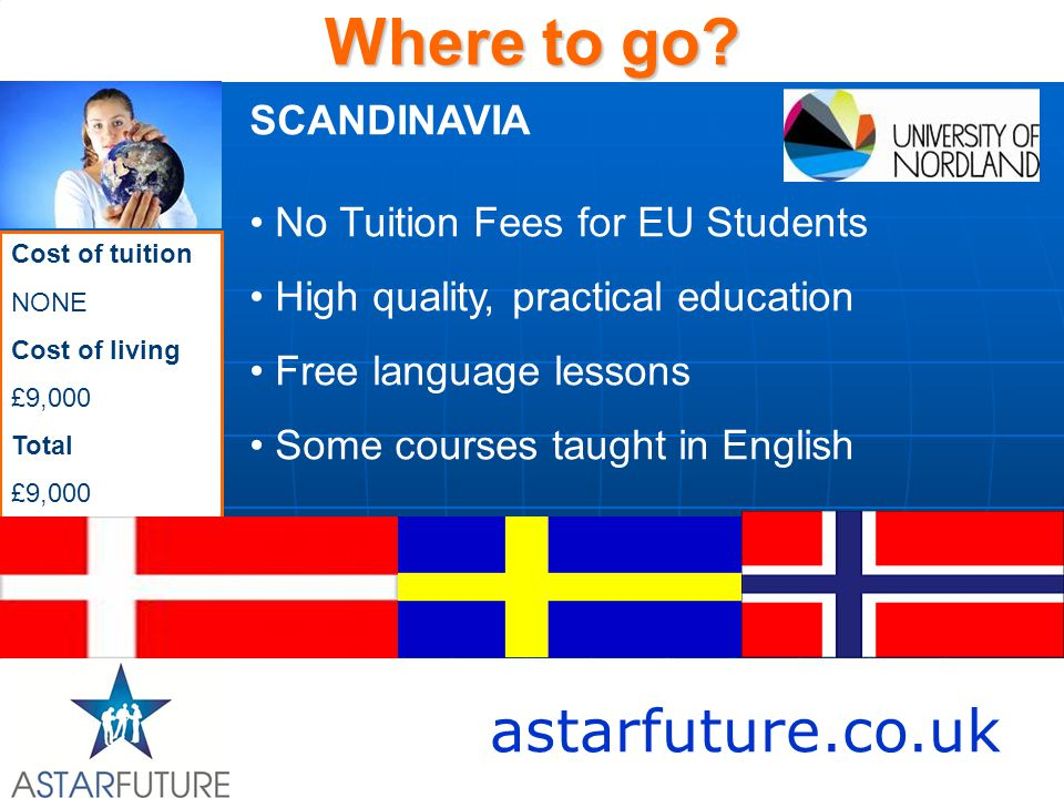 astarfuture.co.uk Where to go.