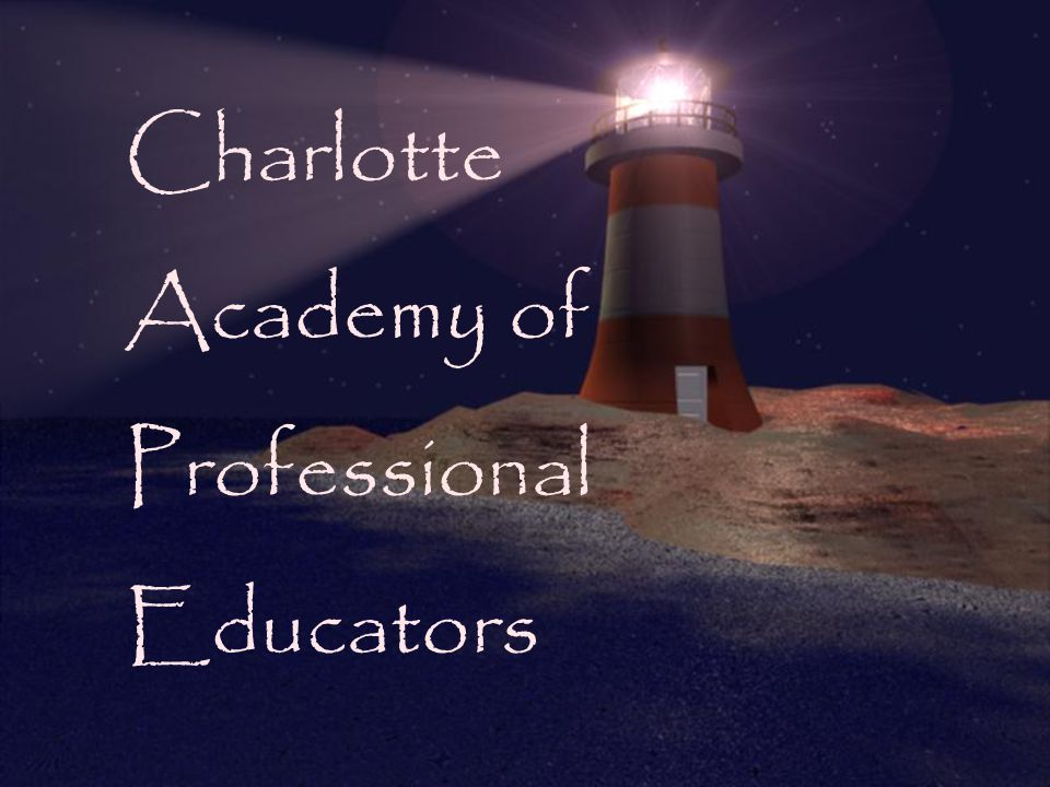 Charlotte Academy of Professional Educators