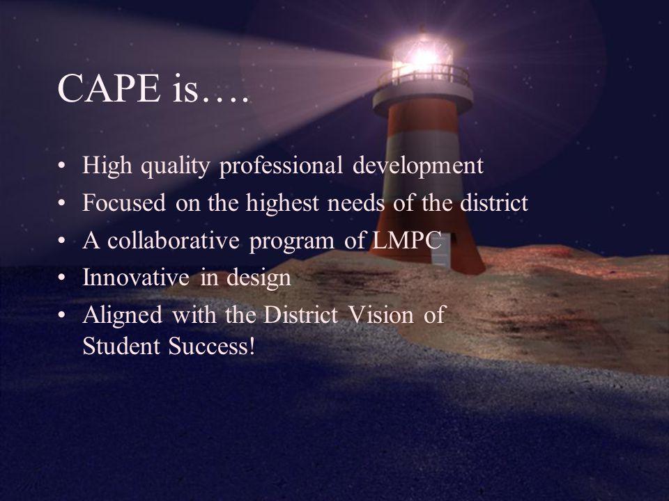 CCPS Professional Development Professional Development Academy (PDA) InserviceInservice LeadershipLeadership TAPTAP CAPECAPE SLP/PASSSLP/PASS PNP/DELTAPNP/DELTA