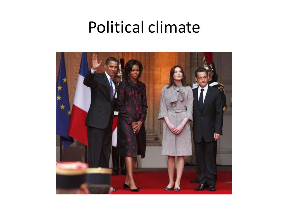 Political climate