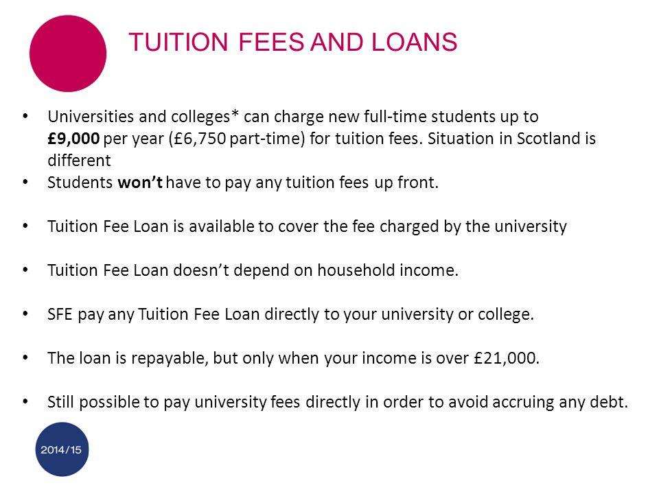 www.gov.uk/studentfinance NEED MORE INFORMATION.