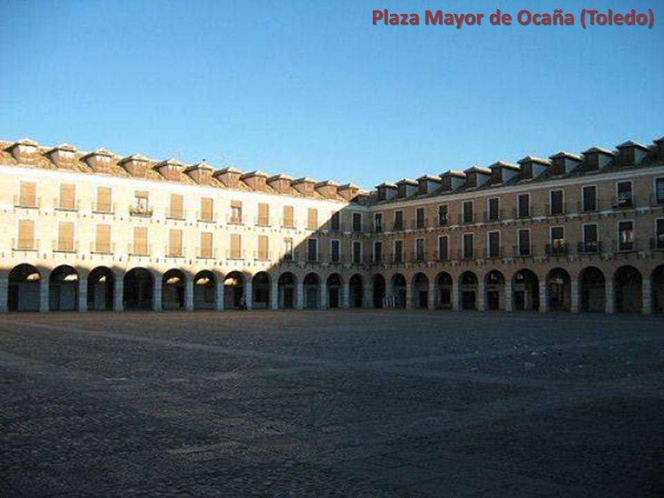 Plaza Mayor de Lugo