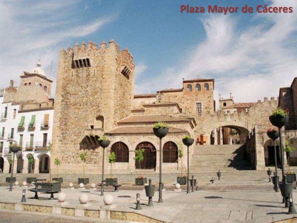 Plaza Mayor de Badajoz