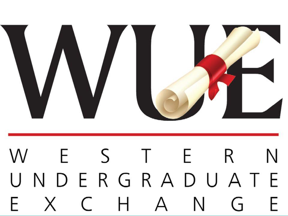 WUE Western Undergraduate Exchange (pronounced : Woo- ee) GaryB :: GaryB@UNM.eduGaryB@UNM.edu University of New Mexico Albuquerque, NM