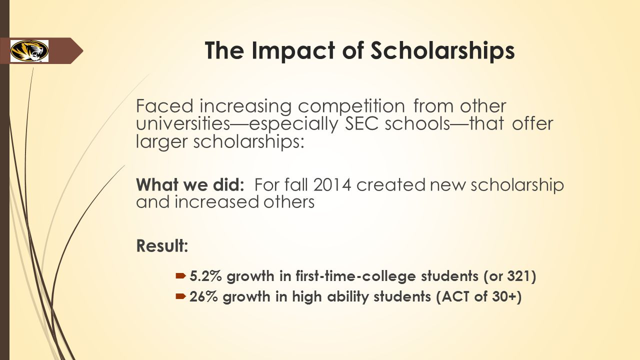 What are Scholarships.