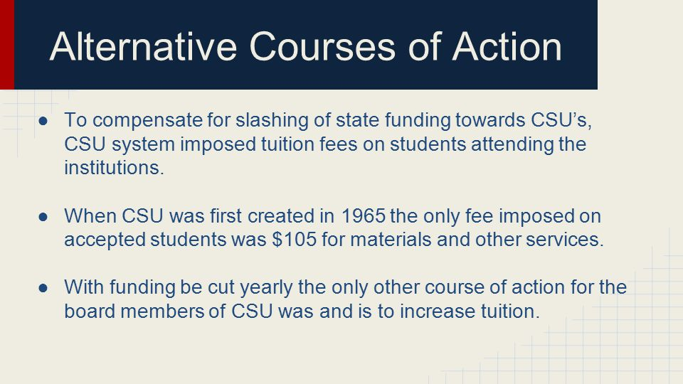 CSU (SQE) Advocates ●Students for Quality Education (SQE) was founded by students in the California State University (CSU) system in 2007 to contribute to the student movement for educational rights in public higher education.