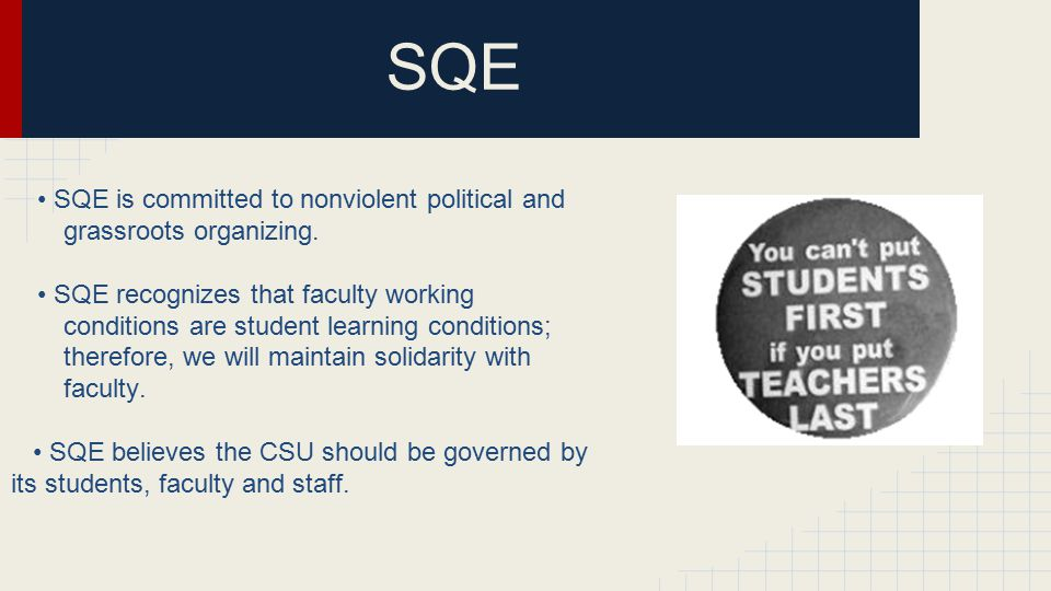 Political Action Plan ●Informed student body about current situation concerning CSU tuition ●Had a petition signed ●Interviewed fellow students on the topic ●http://youtu.be/EspyokuGrfchttp://youtu.be/EspyokuGrfc