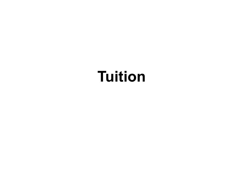 Tuition Policy 1974 Constitution/Act 313 of 1975 – authority to system management boards 1995 Constitutional amendment – 2/3 vote of legislature Act 1105 of 2003 – Regents to study/formulate tuition/fee policy