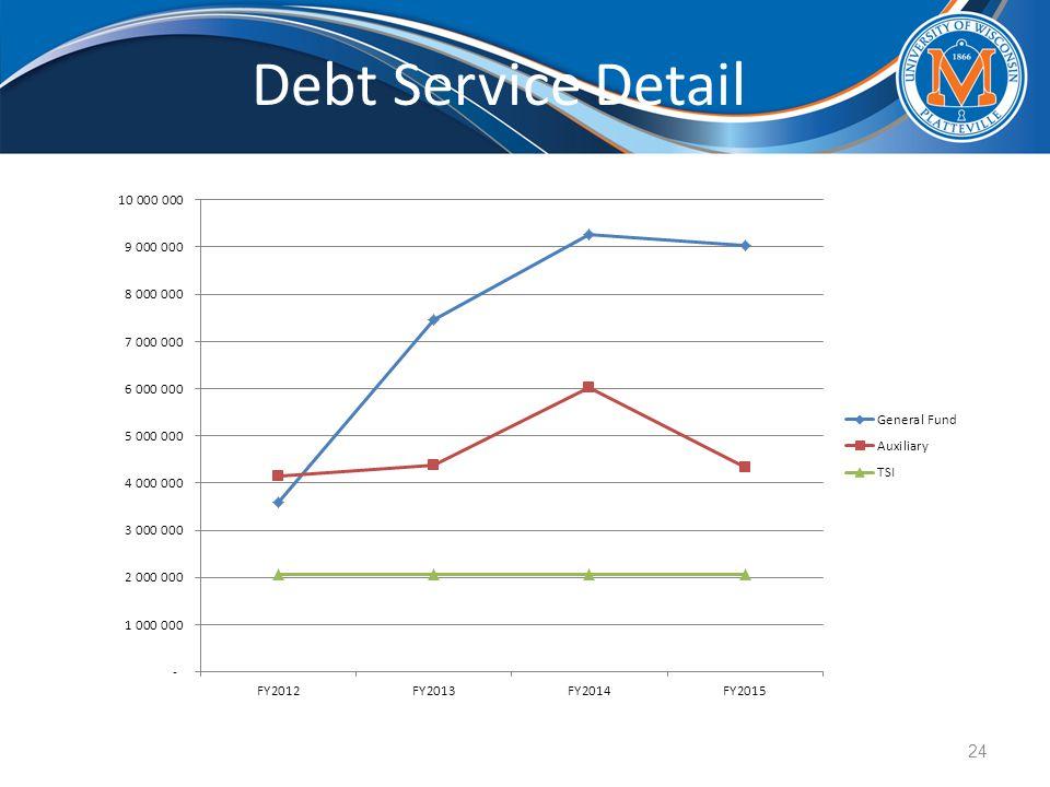 Debt Service Detail 24